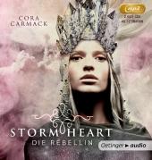 Stormheart - Die Rebellin, 2 MP3-CD