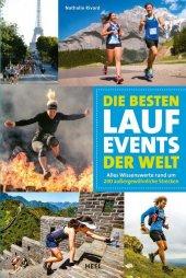Die besten Lauf-Events der Welt Cover