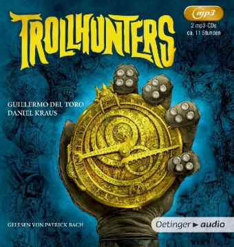 Trollhunters, 2 MP3-CDs