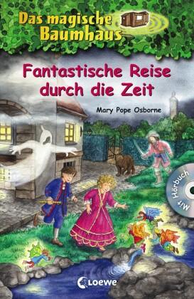 Das magische Baumhaus (Band 39-42) - Fantastische Reise durch die Zeit