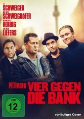 Vier gegen die Bank, 1 DVD Cover