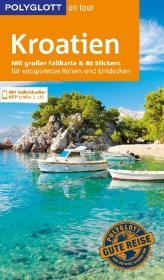POLYGLOTT on tour Reiseführer Kroatien Cover