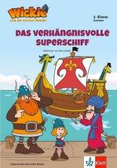 Wickie und die starken Männer - Das verhängnisvolle Superschiff Cover