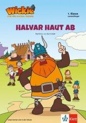 Wickie und die starken Männer - Halvar haut ab Cover