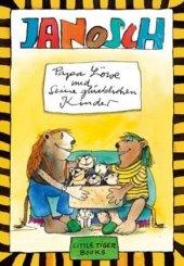 Papa Löwe und seine glücklichen Kinder Cover