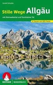 Rother Wanderbuch Stille Wege Allgäu