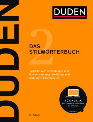 Duden 02 Das Stilwörterbuch