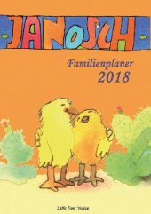 Janosch Familienplaner 2018 Cover