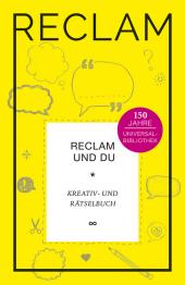 Reclam und Du, Jubiläumsausgabe Cover