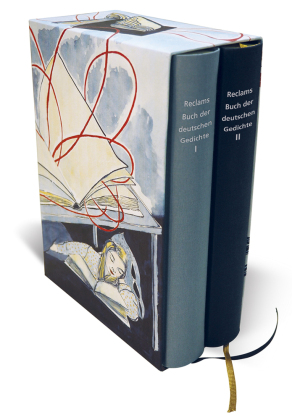 Reclams Buch der deutschen Gedichte, 2 Bde.