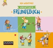Mein hasenstarkes Abenteuer-Freundebuch Cover