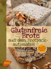 Glutenfreie Brote aus dem Brotbackautomaten