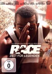 Race - Zeit für Legenden, 1 DVD Cover