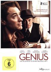 Genius - Die tausend Seiten einer Freundschaft, 1 DVD