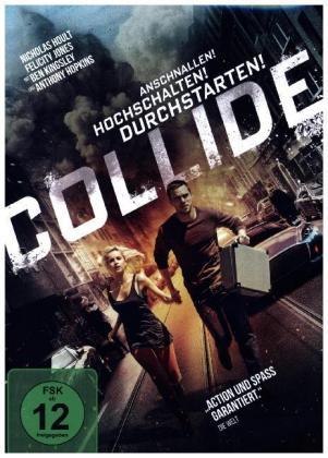 Collide, 1 DVD