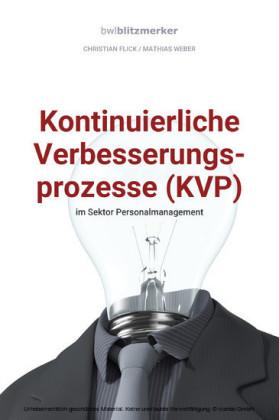bwlBlitzmerker: Kontinuierliche Verbesserungsprozesse (KVP) im Sektor Personalmanagement