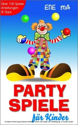 Party Spiele für Kinder