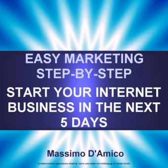 Easy Marketing Step-By-Step