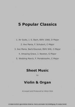 5 Popular Classics