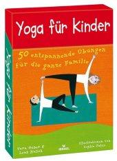 Yoga für Kinder, 50 Karten
