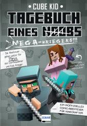 Minecraft: Tagebuch eines Mega-Kriegers Cover