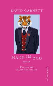 Mann im Zoo Cover