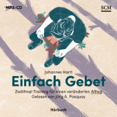 Einfach Gebet - Hörbuch, 1 MP3-CD Cover