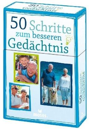 50 Schritte zum besseren Gedächtnis, Karten