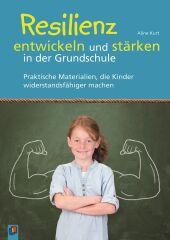Resilienz entwickeln und stärken in der Grundschule Cover