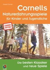 Cornells Naturerfahrungsspiele für Kinder und Jugendliche Cover