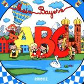Mein Bayern ABC Cover