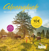 Holiday Reisebuch: Alpenglück Cover