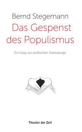Das Gespenst des Populismus Cover