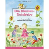 Die Blumen-Detektive Cover