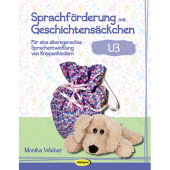 Sprachförderung mit Geschichtensäckchen (U3) Cover