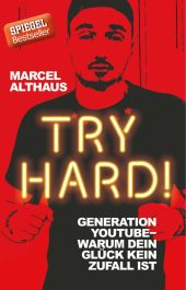Try Hard! Cover