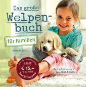 Das große Welpenbuch für Familien Cover