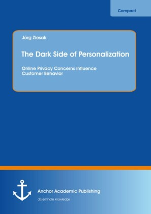 The Dark Side of Personalization: Online Privacy Concerns influence Customer Behavior