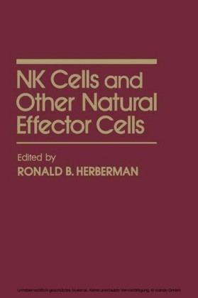 NK CELLS & OTHER NATURAL EFFECTOR CELLS