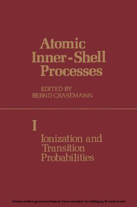 Atomic Inner-Shell Processes