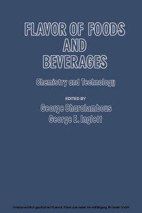Flavor of Foods and Beverages