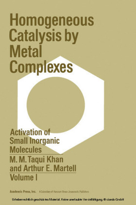 Activation Of Small Inorganic Molecules