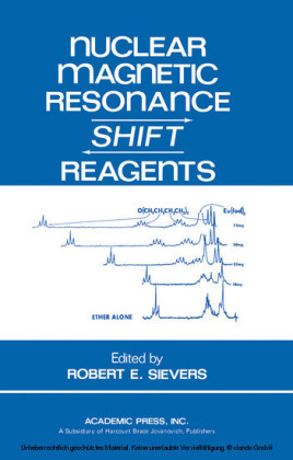Nuclear Magnetic Resonance Shift Reagents