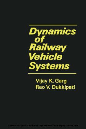 Dynamics of Railway Vehicle Systems