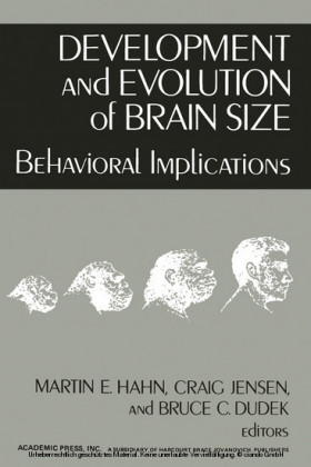 Development and Evolution of Brain Size