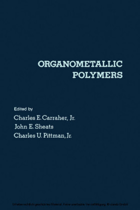 Organometallic Polymers