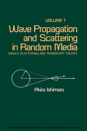 Wave propagation and scattering in random media