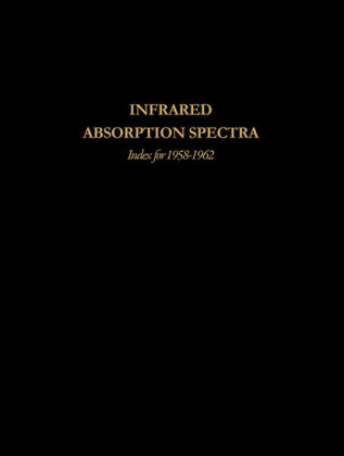 Infrared Absorption Spectra (1964)