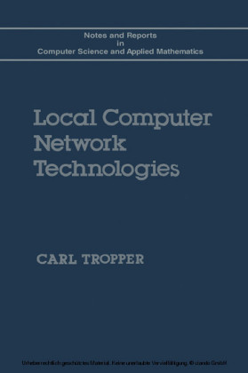 Local Computer Network Technologies