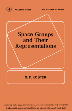 Space Groups and Their Representations